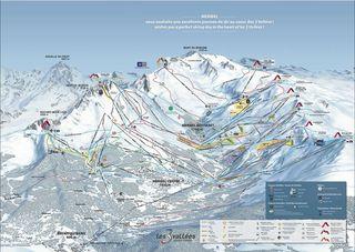après-ski in Méribel