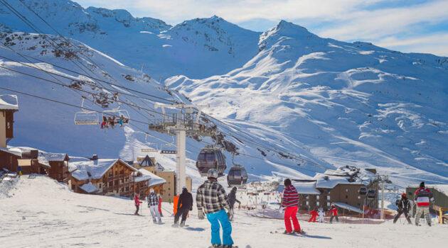 Wintersport Haute Maurienne